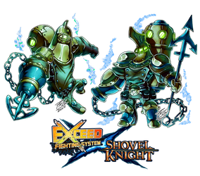 Exceed Season 4 - Treasure Knight