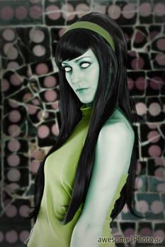 Scarah Screams - Monster High Cosplay