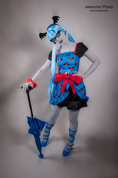 Freaky Fusion Ghoulia Yelps
