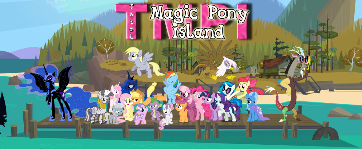 Total Magic Pony Island Title By Shadow0knight ...