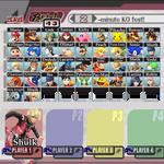 Super Smash Bros. (Wii U/3DS) Roster (8/13 Update)