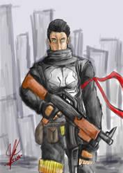 PUNISHER: War zone by lijohn321