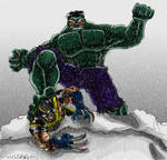 Hulk vs. Wolverine 2