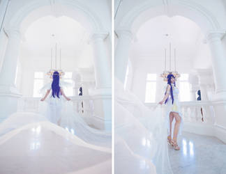 Love Live (Angel Ver) - Nozomi #4 by Raraxz