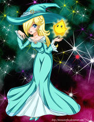 Rosalina Witch by Misswaterfox