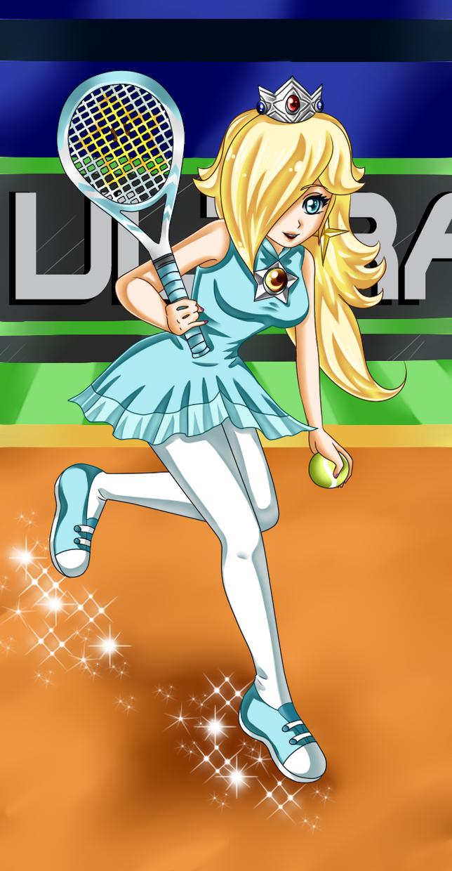 Rosalina Ultra Smash by Misswaterfox