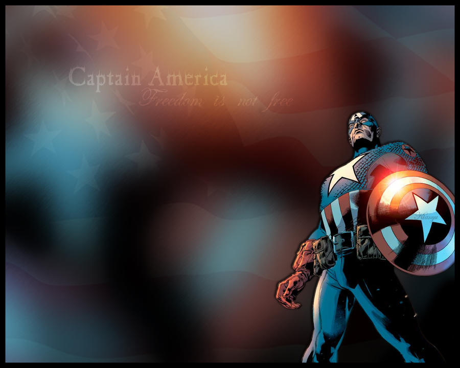 Captain America by KianYu