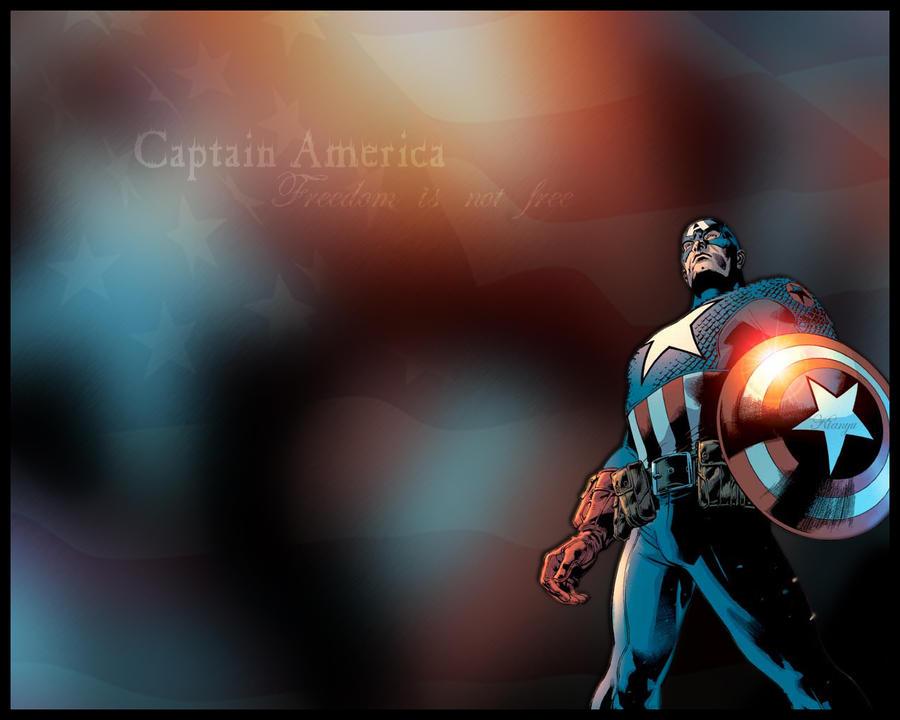 Captain America by KianYu