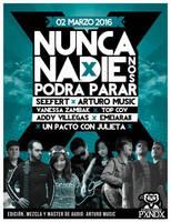 NUNCA NADIE NOS PODRA PARAR - COVER (PXNDX) by AddyOosaki