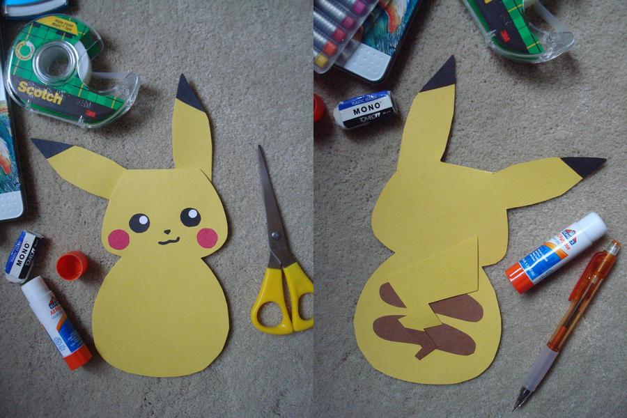 Pikachu card by tykhm on deviantart pikachu card by tykhm bookmarktalkfo Gallery