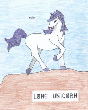 Medea, the Lone Unicorn