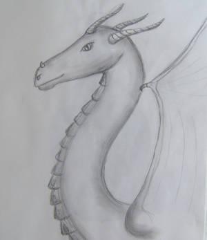 Dragon, 3 horns