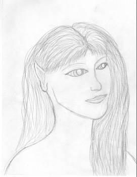 Taleratha Songwind - pencil