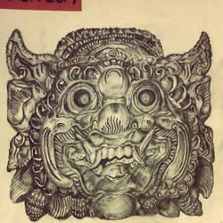 Art Mask Copy by MaggieKan