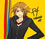 PERSONA4 yosuke
