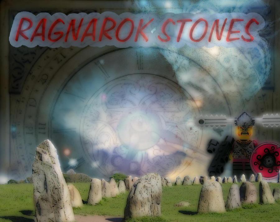 Ragnarok Stones by Saldyn