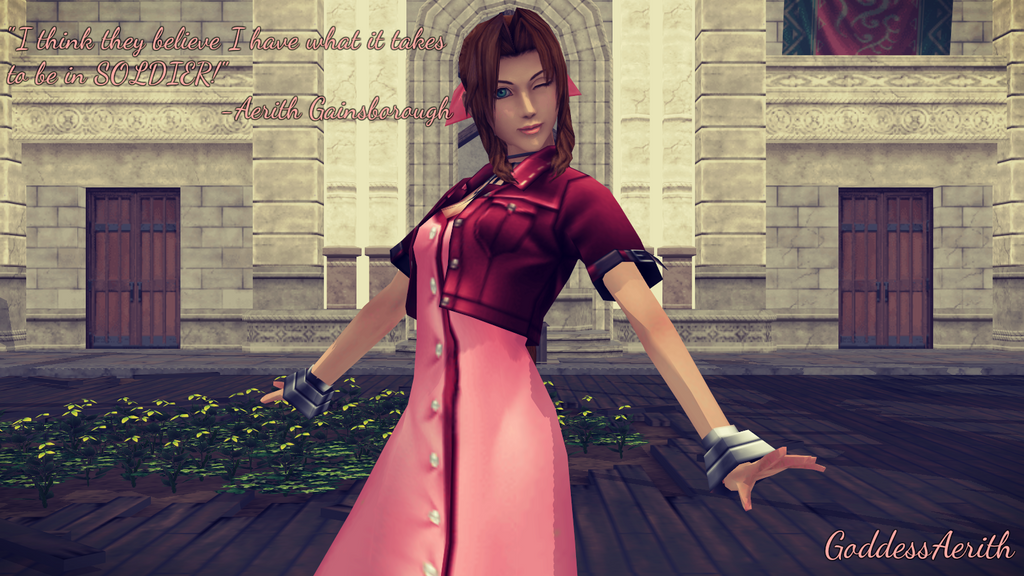 GoddessAerith's Profile Picture