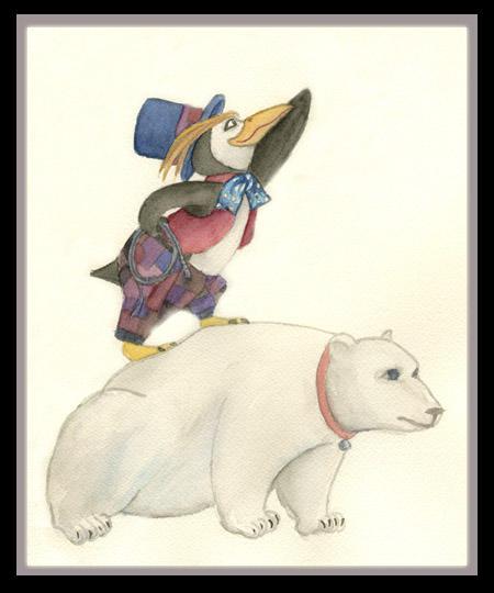 Polarbear Tamer by ShockingAngel