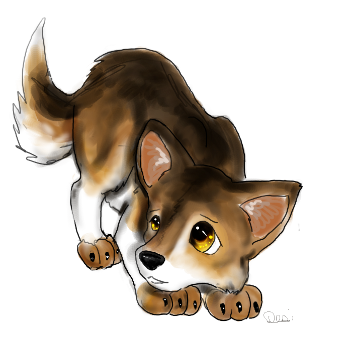 Wolf I Messed Up :p By Wolfmurder515 On DeviantArt