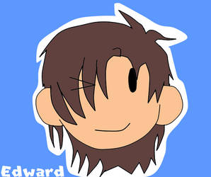 Paper Jay Icon: Edward