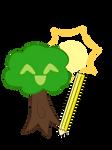 |Adopt Cm Tree | Closed | by GalaxyStar007