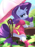 Rarity by aymint