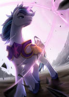 Captain of the Royal Guard by aymint