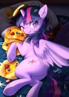 Princess Pancake by aymint