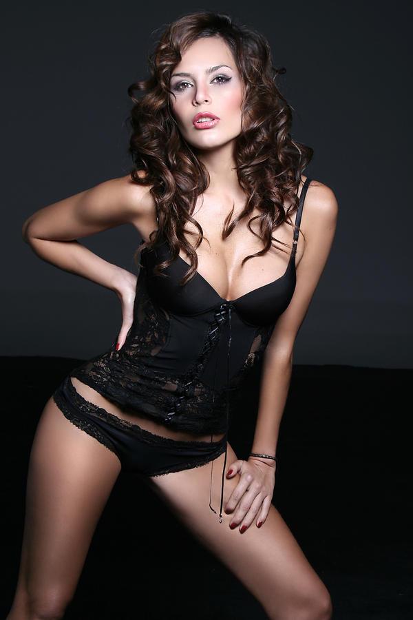 Lina Angarita - pretty by GABOGRAFICO