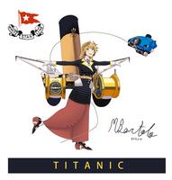 Kantai Collection: RMS Titanic by AustralianMarcus