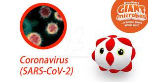 Giant Microbes: SARS-CoV-2