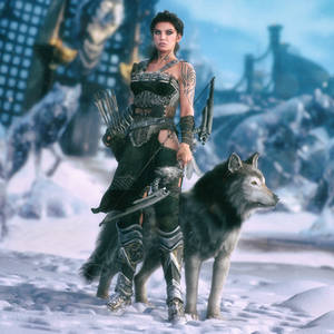 Daughter of Wolf