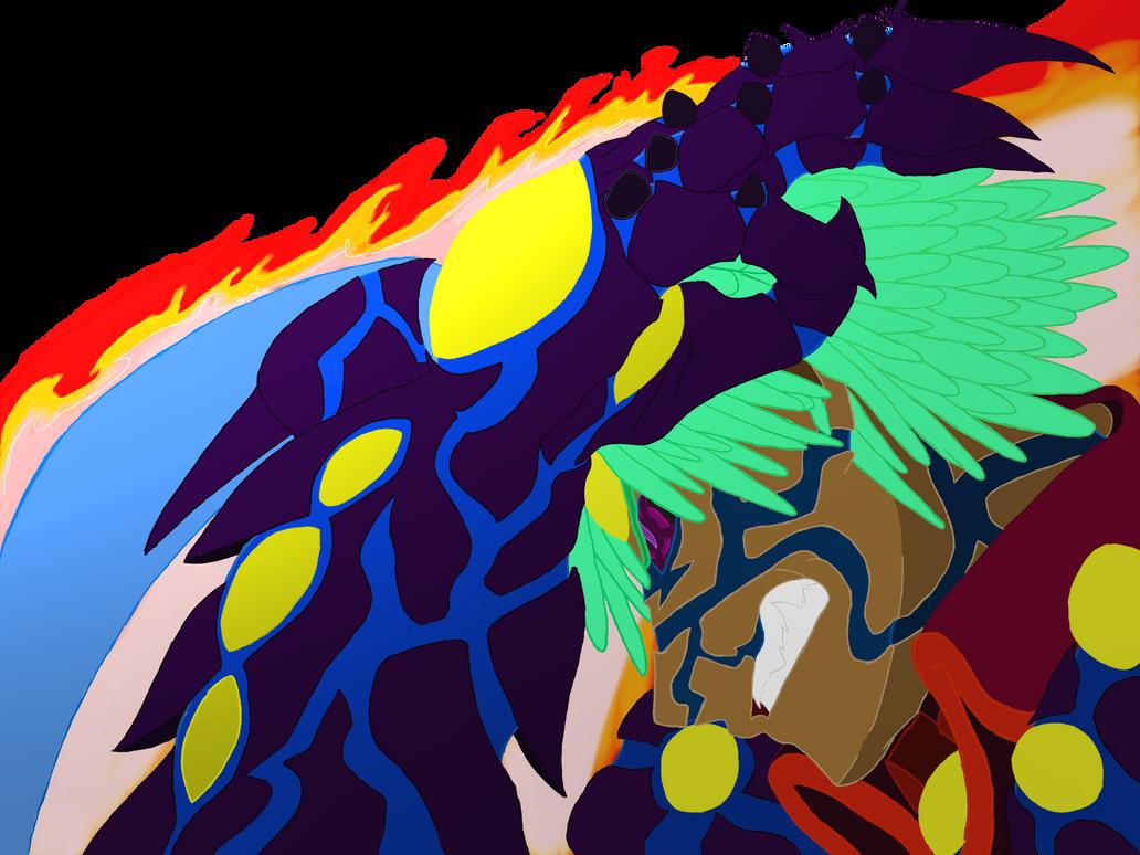 Lich Dragon Balance Break!! by NightWingTerror