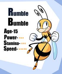 Bio: Rumble Bumble by Dog22322