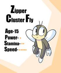 Bio: Zipper Cluster Fly by Dog22322