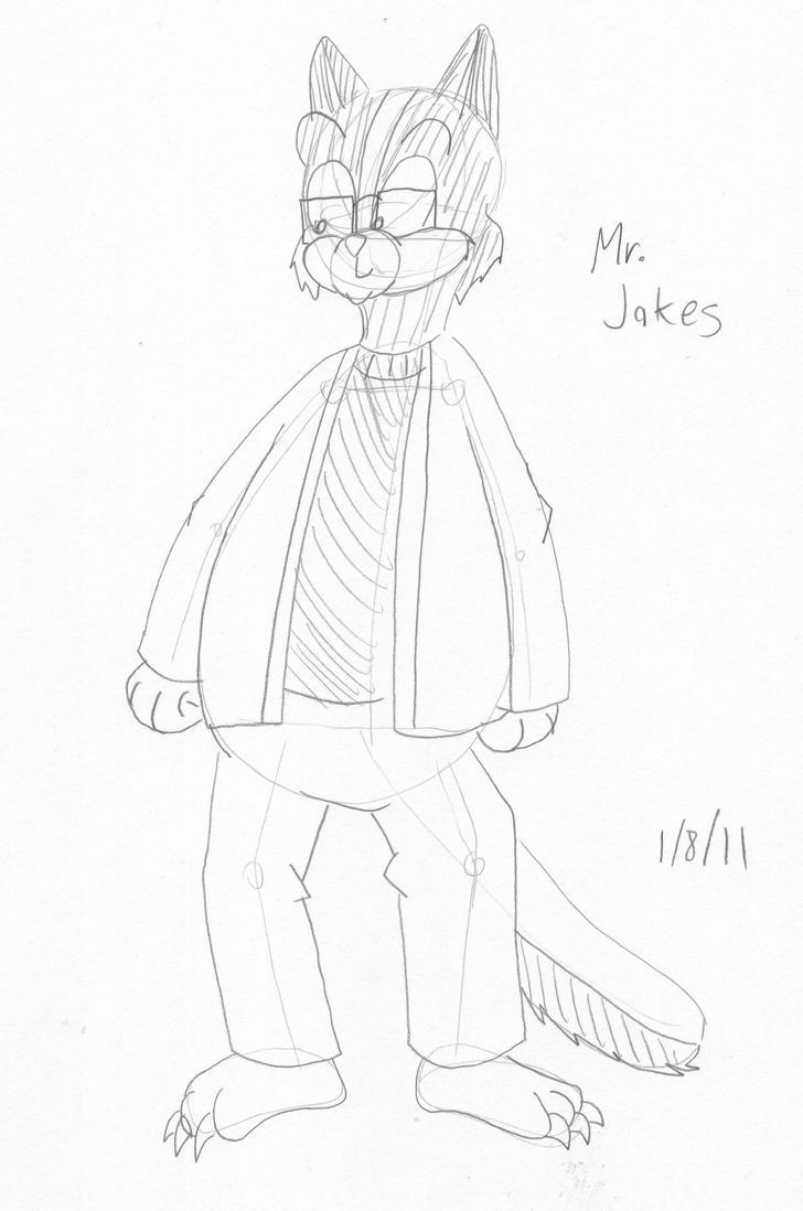 Mr. Jakes