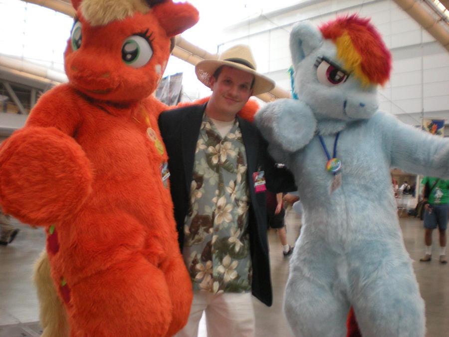 Max West Horses Around