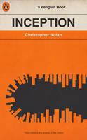 Inception Novel Cover by bigoldtoe