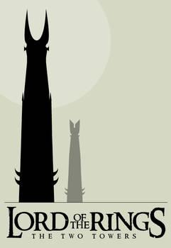 LOTR Twin Towers