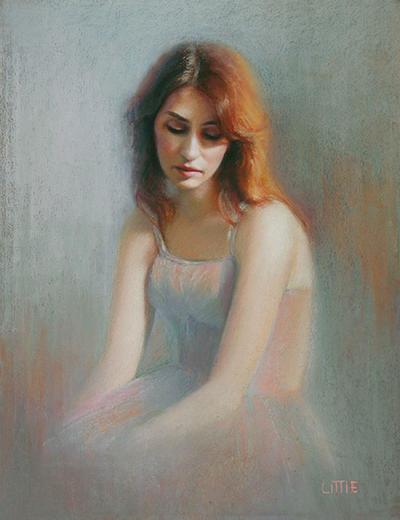 Nicole2014 Pastel  24x18 by edlittle