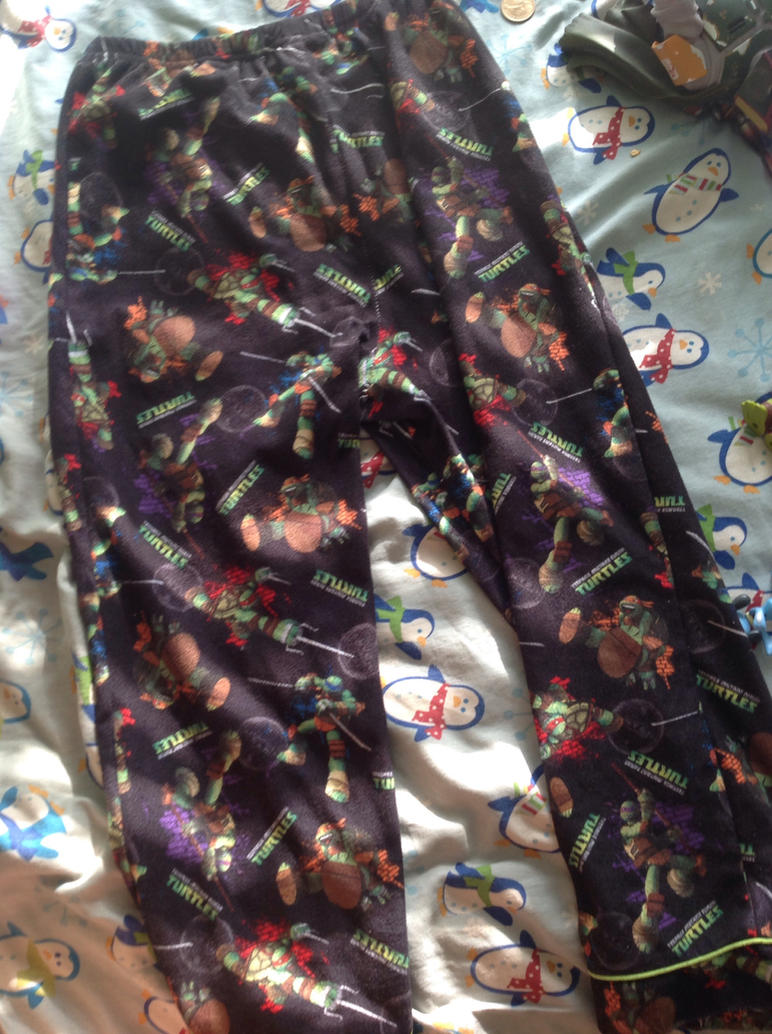 My TMNT Pants by Memelord24