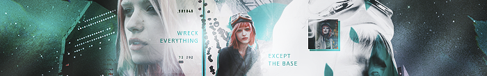 Wreck Everything Banner by herrondale