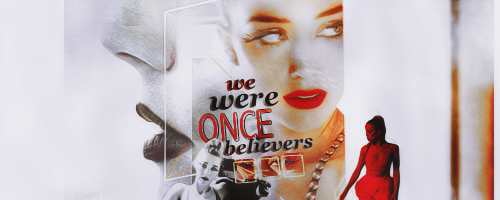 We Were Once Believers Signature by herrondale