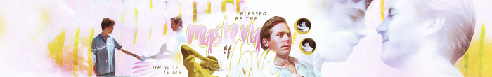 Mystery of Love Banner by herrondale