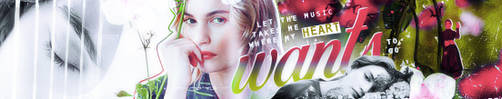 Where My Heart Wants To Go Banner by herrondale