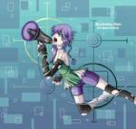 My Vocaloid OC design