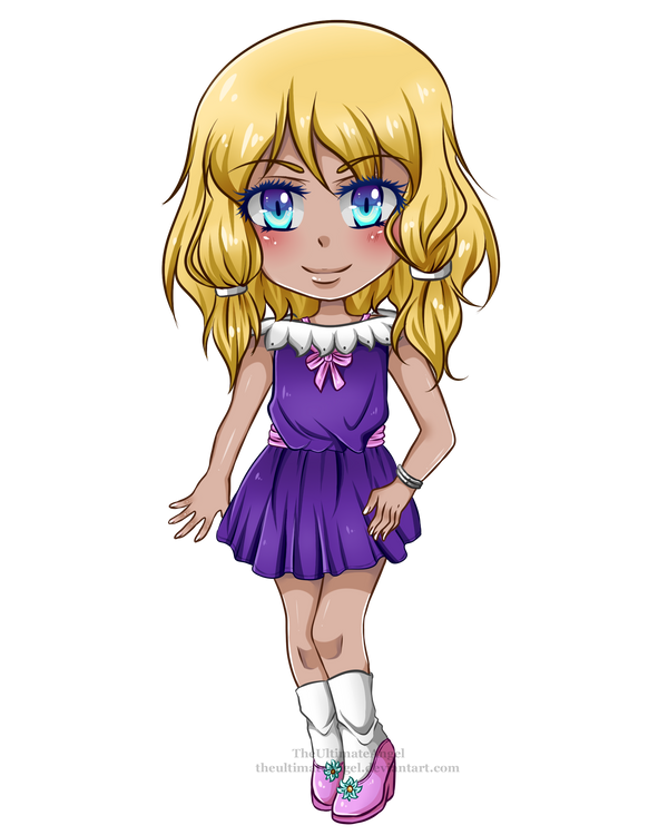 Chibi sample by TheULTImateAngel