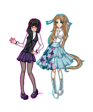 Girls by TheULTImateAngel