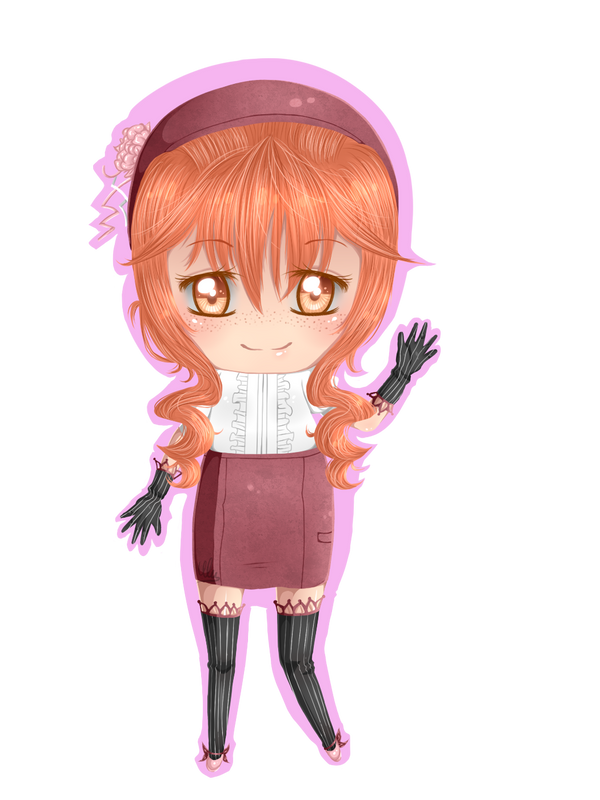 Chibi Daniela by TheULTImateAngel