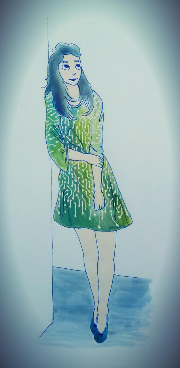 Holiday dress 1 by captGuimbal